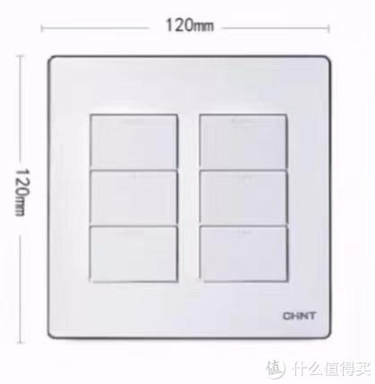 120型,一般也可以模块化替换,面板较大,背盒空间毕竟宽敞