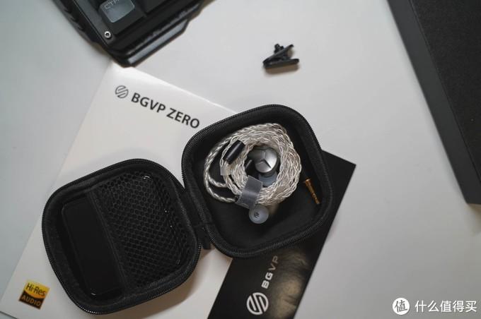 身临其境,第一次体验静电动圈耳机 BGVP ZREO。
