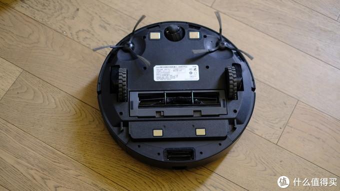 扫地机器人V980 Plus实用测评:懒人必备清洁神器——能拖会扫,还免手动清理垃圾