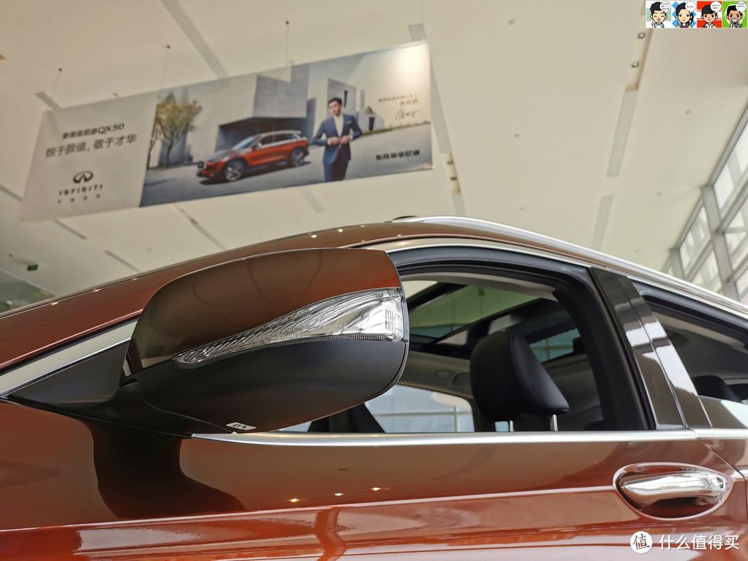 两驱车型的外后视镜没有自动折叠、加热和360°全景影像功能。