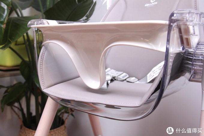 高颜值多功能宝宝餐椅,从出生就能使用