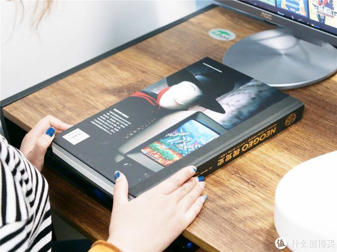 《NEOGEO视觉志》品读伴随自己成长的那些游戏那些事