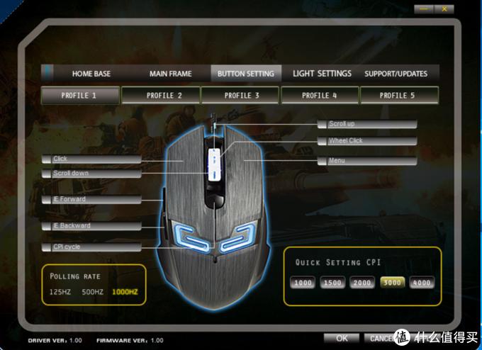 新贵GX1-S/MS258OU(这些天一直推的25块的鼠标)可以用GX1-S/N600的驱动。
