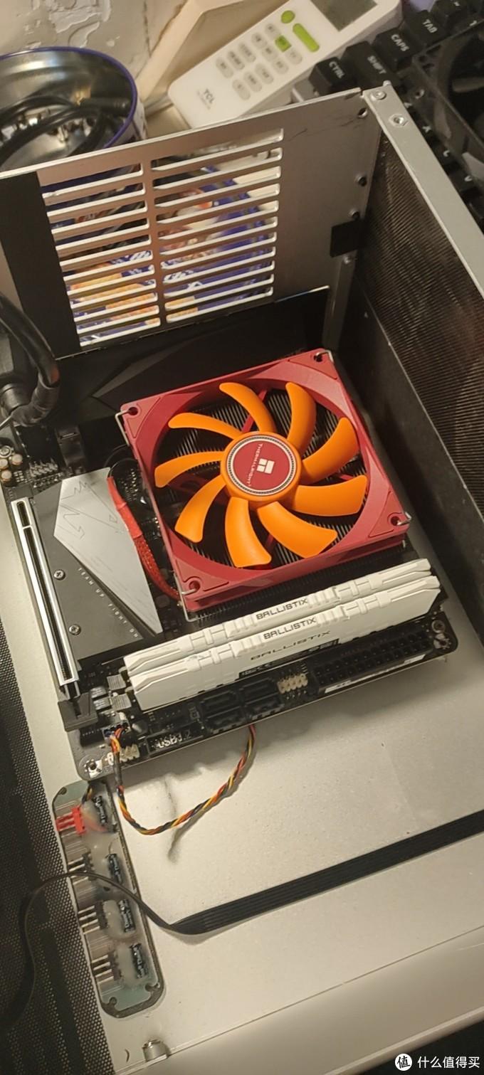 ITX主板的安装难度非常的低