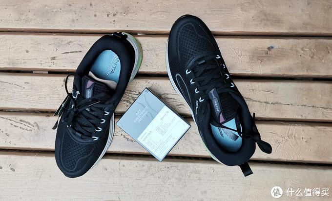 用大数据提升你的跑步实力,咕咚安踏联名款跑鞋评测