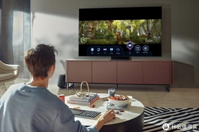 三星发布新量子Mini LED电视:画质更优秀、视频可优化至8K输出