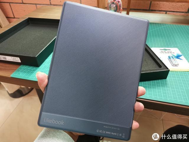 迟来的博阅likebook P10电子阅览器开箱,晒晒更快乐