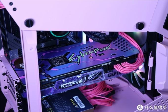 有颜有料粉粉哒,给女神组装一台高性能游戏主机
