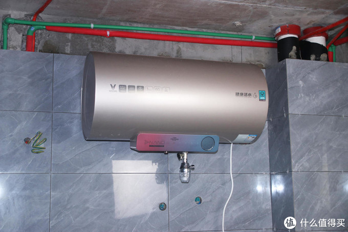 洗澡也要健康水!云米互联网电热水器Nano A1体验