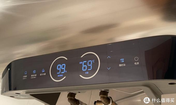 更智能、更便捷、更干净:美的鸿蒙GF7电热水器体验分享
