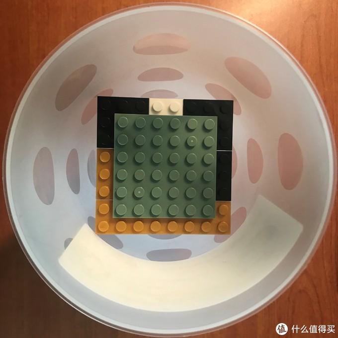 (8x8格)第二层的底板