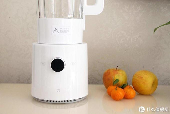 9档变频破壁,研磨熬煮样样行:米家智能破壁料理机评测