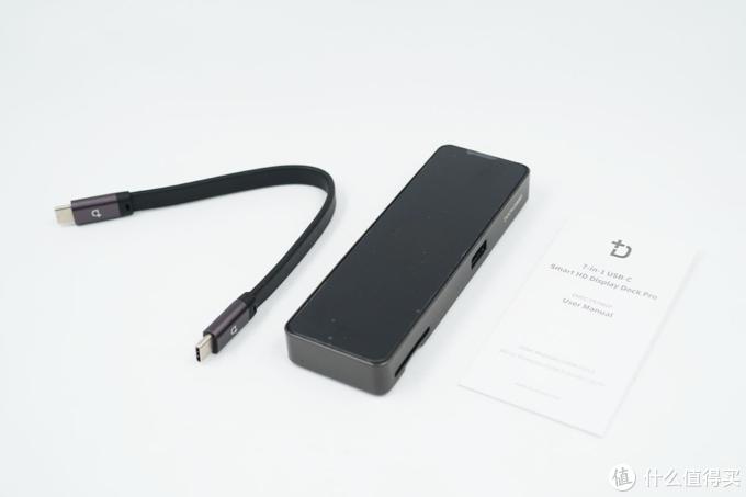 DOCKCASE可视化扩展坞评测:一款能说话的笔电拓展搭档