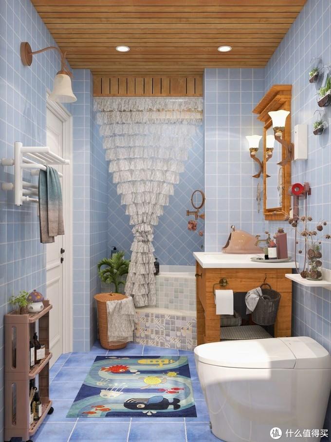我的平价浴室好物分享,少女心炸裂