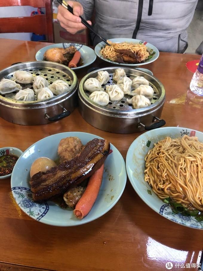 沙县小吃,60元的美食,吃的好开心