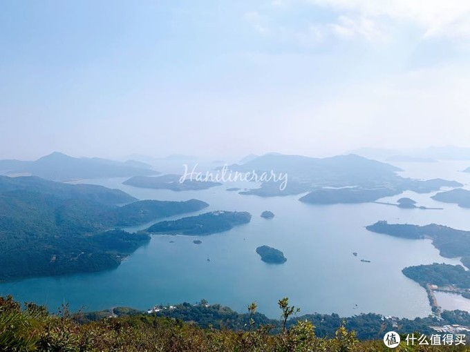 周未游︱香港近郊︱山系女孩︱西贡千岛湖︱香港登山分享 - 西贡 太敦山