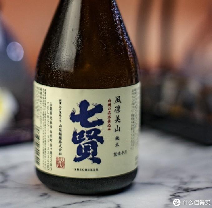 【DrinkWise饮志】吟酿香的七贤风凛美山纯米酒