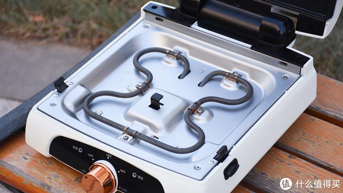 silencare无言多功能牛排机:双面煎烤 健康餐饮