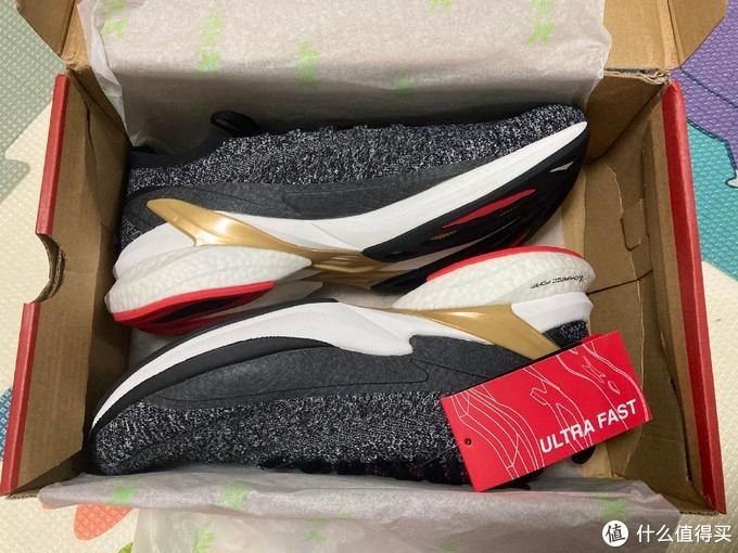 非一般的感觉—特步騛速X跑鞋开箱