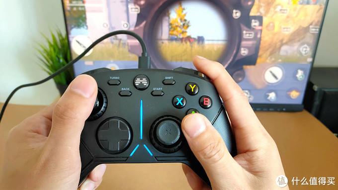 机械触感超体验-北通阿修罗3游戏手柄