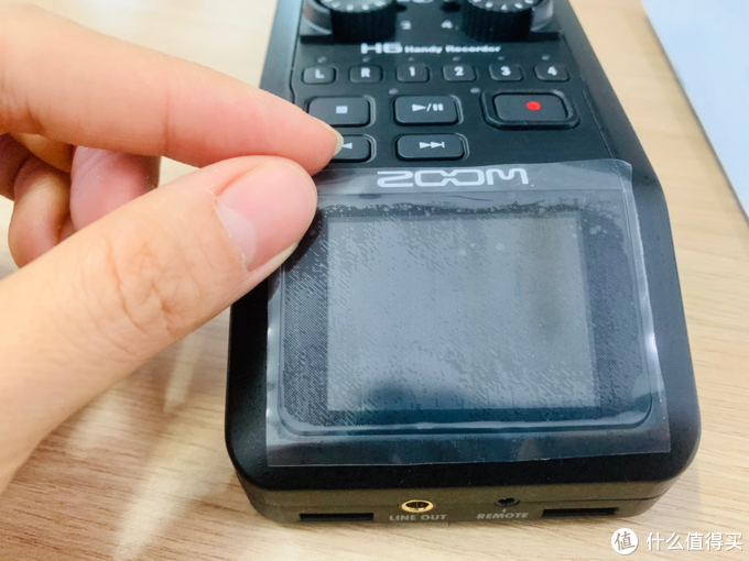Zoom H6录音笔开箱测评
