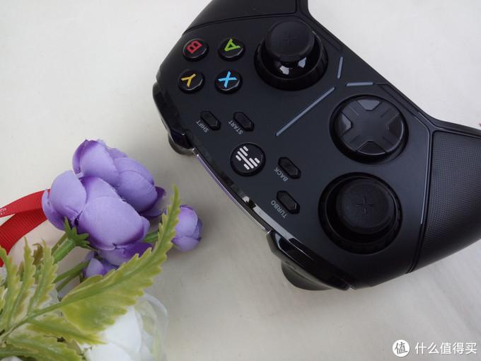 玩PC游戏更带感,北通阿修罗3游戏手柄体验