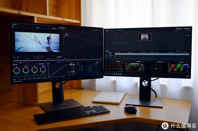 高效工作好帮手素质专业、使用便捷的显示器