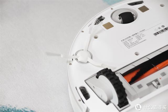 开箱1699元小米生态,大未扫地机器人Finder,LDS激光导航