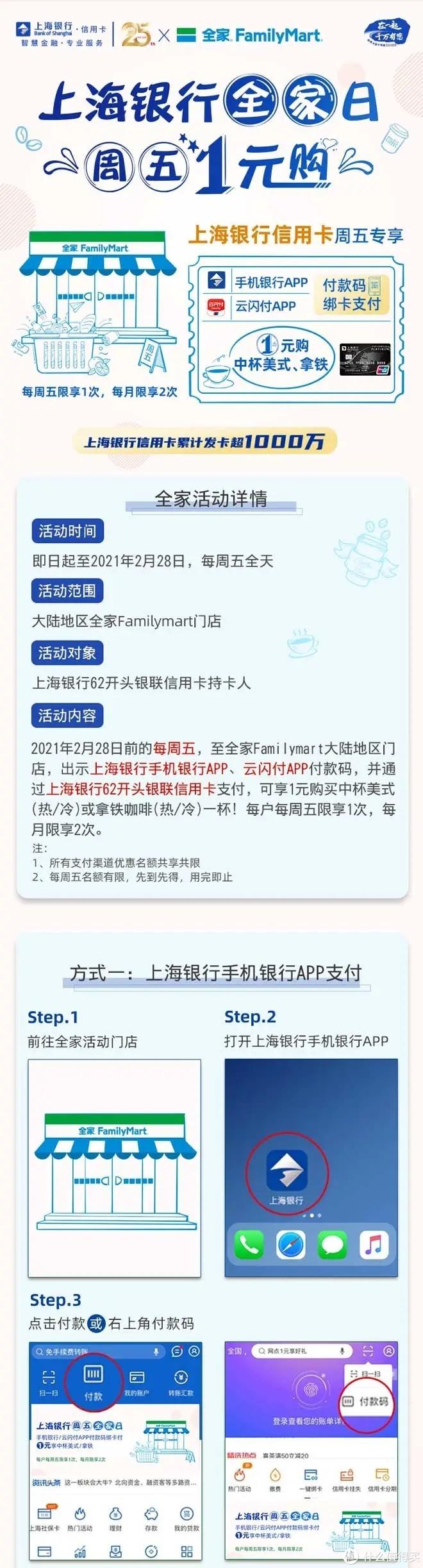 浦发银行 平安银行 上海银行等热门优惠活动推荐 20210108
