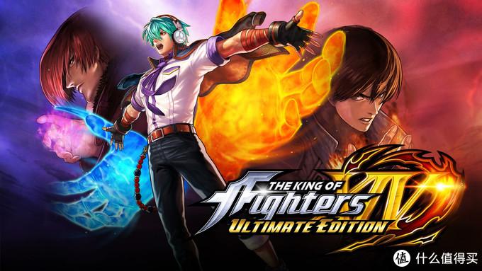 重返游戏:《拳皇15》正式公开,《侍魂晓》查姆查姆回归!