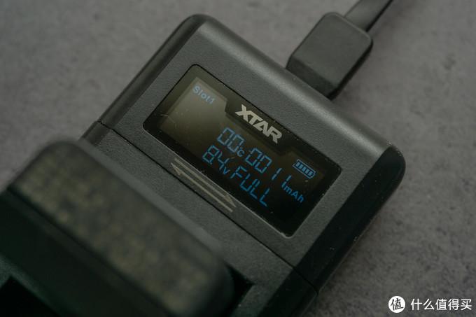 佳能索尼通用,一充四座,爱克斯达XTAR VN2屏显相机电池充电器评测