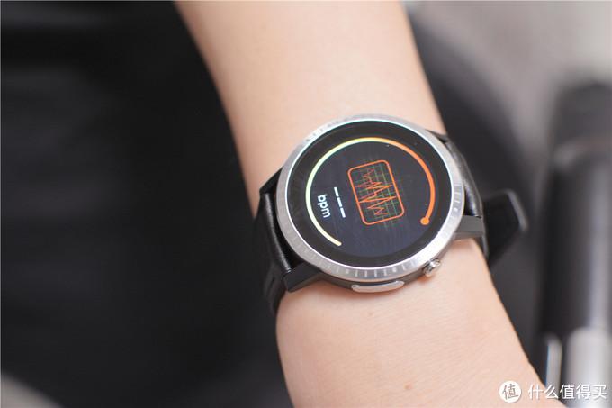 dido E23智能手表:随时测血压、血氧,移动的健康监测器
