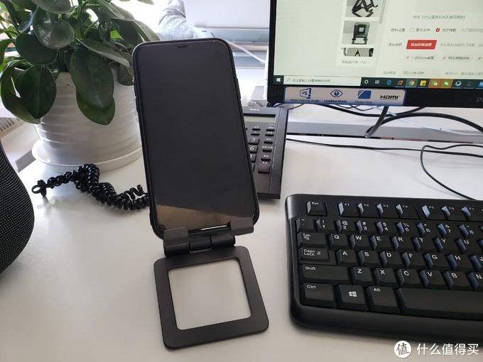 松能A12H手机&Pad支架开箱测评