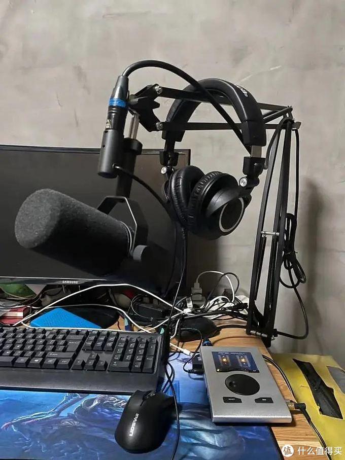 入坑有声书,我和录音设备之间的那点事