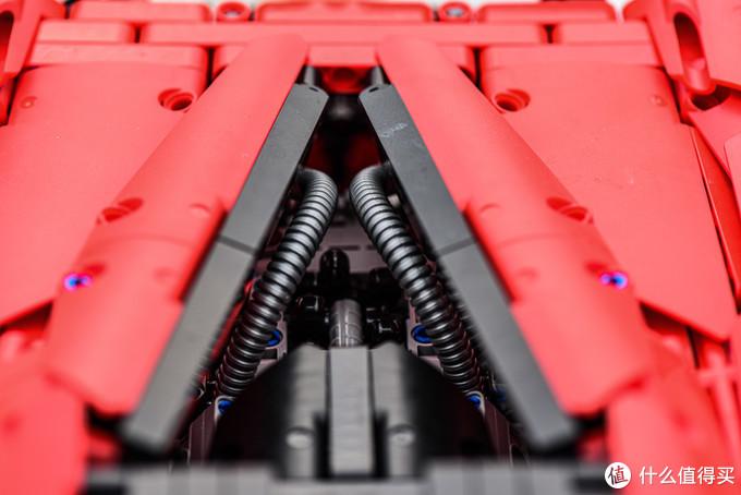国产积木#悦创积木汽车篇4 3260块积木组成的超跑你要停在哪