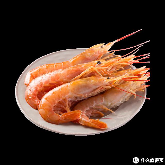 蒜蓉阿根廷红虾演绎最佳拍档的一出好戏