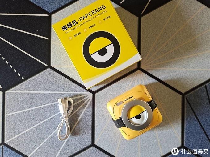 新年学生党礼物指南:小黄人喵喵机联名错题打印机,学习辅助神器