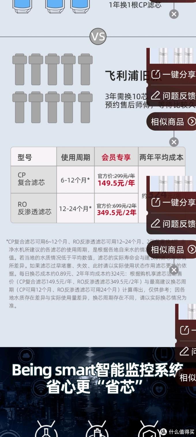 现在商品链进去页面介绍下面有描述显示会员专享价149.5元,没有限制条件