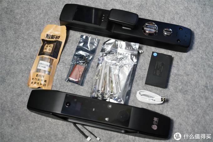 6种开锁方式,猫眼门铃指纹锁3合1,小益X6S智能门锁评测