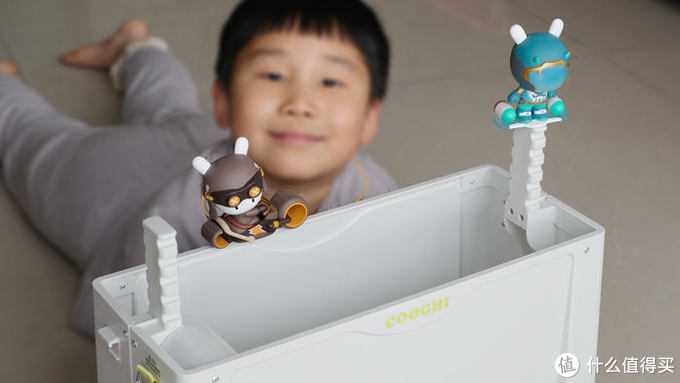 """酷骑儿童旅行箱评测:溜娃出行好伴""""旅"""""""