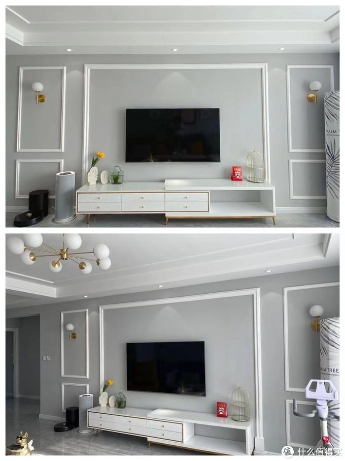 新房装修-被问了800遍的客厅|附尺寸及软装