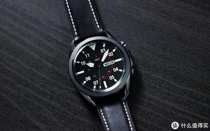 三星Galaxy watch3:一款极具潜力的运动手表