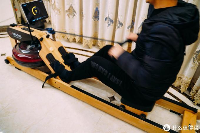 当不了衣架的健身器材——野小兽划船机R40