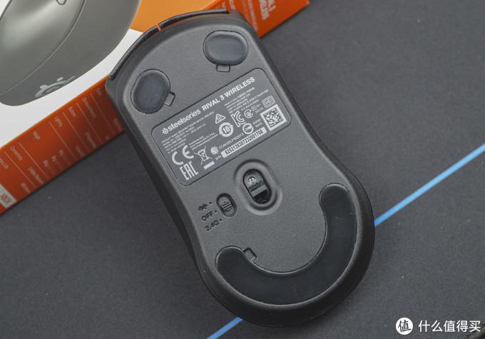大厂水准:赛睿RIVAL3 WIRELESS无线鼠标开箱