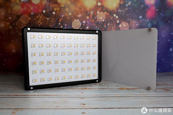 耐思RGB全彩摄影灯,带给你多彩的世界