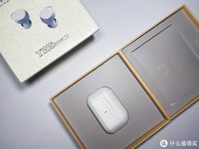 修饰外表不如丰富核心-南卡T2真无线圈铁蓝牙耳机体验