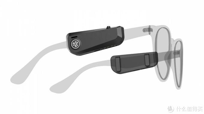 JLab研发无线耳机,可外挂在任何眼镜框上,将在CES亮相