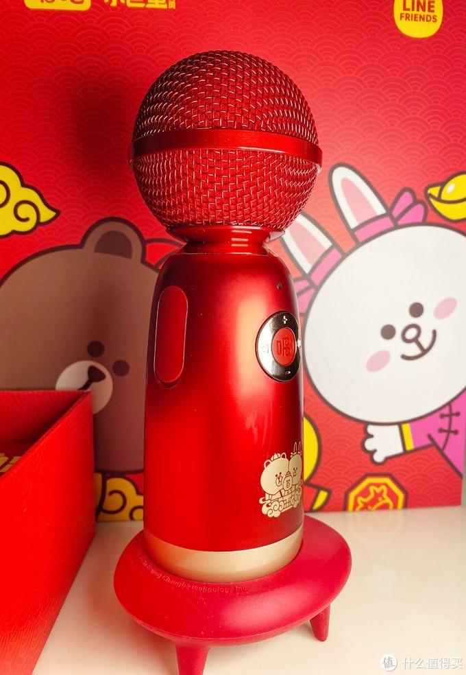 唱吧小巨蛋Q3精灵麦克风新年音乐礼盒:声而不凡,精灵音域