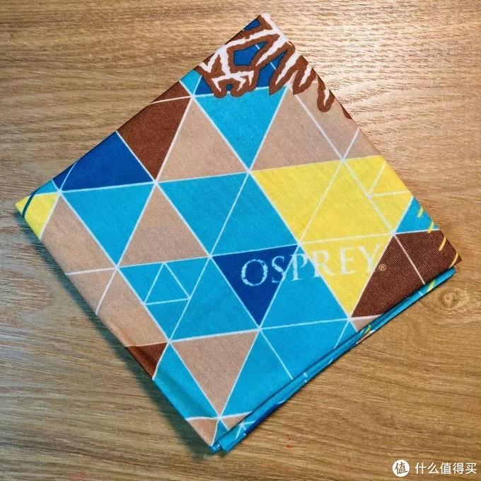 OSPREY x DULANI 小鹰户外魔术头巾开箱分享