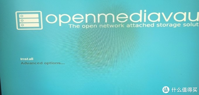 蜗牛星际安装OpenMediaVault